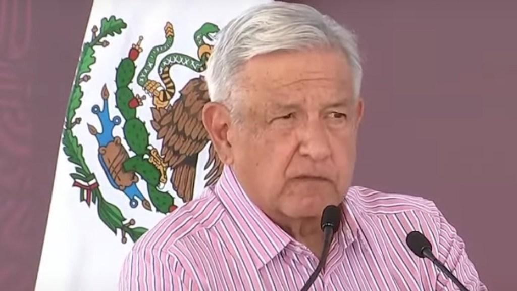 Destinar recursos a obras inconclusas es como destinar dinero bueno al malo, advierte López Obrador - El presidente Andrés Manuel López Obrador. Foto tomada de video