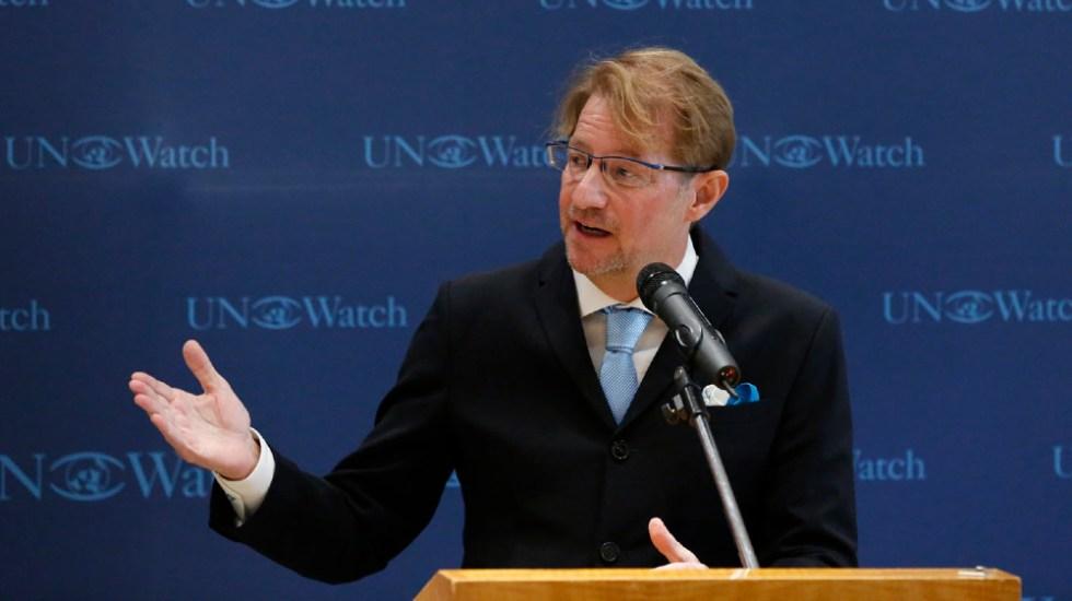 Embajador difundirá en Israel caso de Andrés Roemer - Andres Roemer