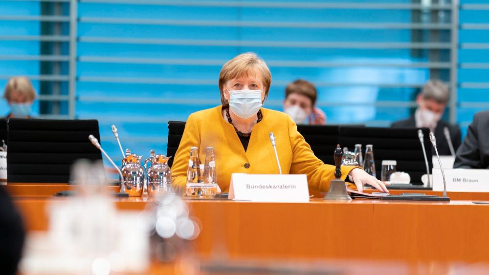 Angela Merkel revierte restricciones por Semana Santa en Alemania - Foto de EFE