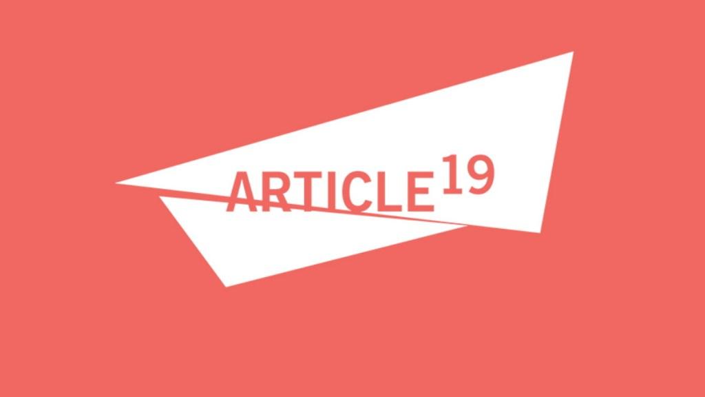 Artículo 19 responde a señalamientos del presidente López Obrador - Article 19