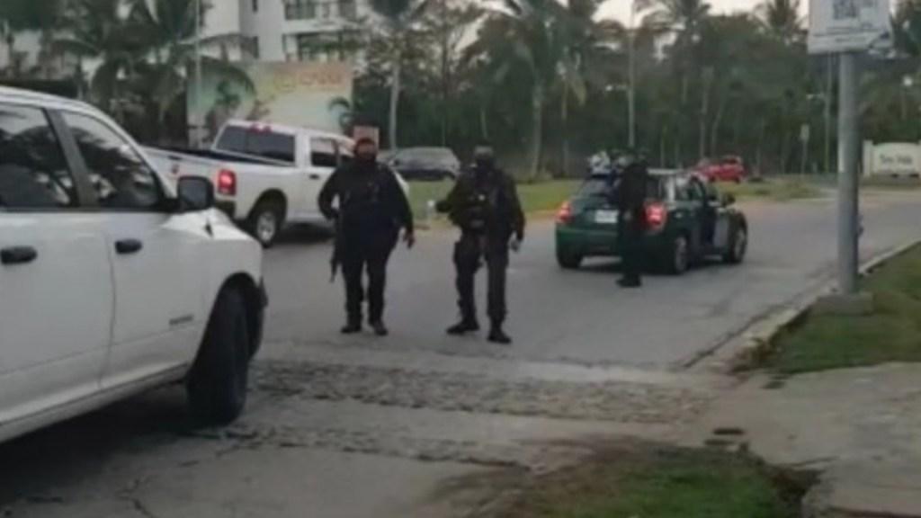 Asesinan en Acapulco a presunto operador de grupo delincuencial de Caro Quintero - Foto de Vivo Noticias