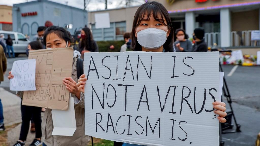 """""""El odio no puede encontrar refugio en Estados Unidos"""", expresa Biden tras ataques en Atlanta - Asiáticos atlanta asiáticas odio China COVID-19 coronavirus"""
