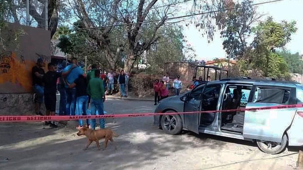 Enfrentamiento en Guanajuato deja al menos seis muertos, entre ellos un policía - Enfrentamiento en Guanajuato deja al menos seis muertos. Foto de EFE