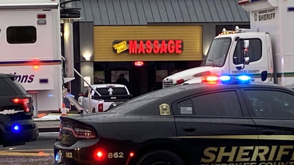 Masacre en el área de Atlanta deja al menos ocho muertos - Atlanta Estados Unidos tiroteo violencia