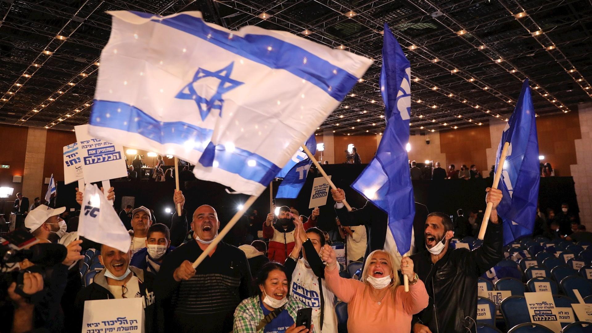 Benajamín Netanyahu Israel primer ministro 3