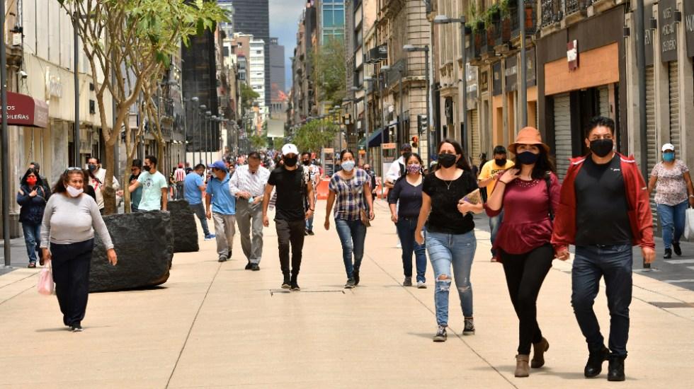 La Ciudad de México sigue en Semáforo Naranja por COVID-19 - CDMX semáforo Centro coronavirus covid19 solidaridad