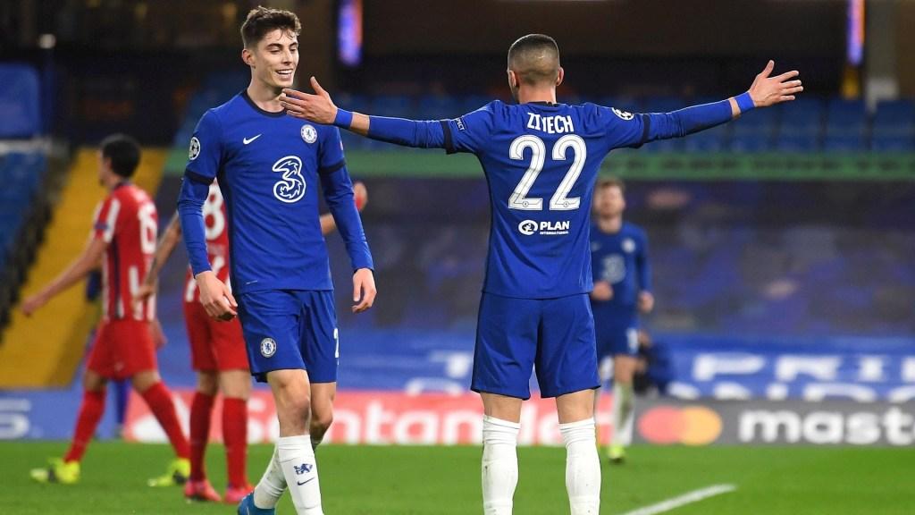 Chelsea elimina sin problema al Atlético de Madrid de la Champions - Chelsea Atlético de Madrid partido 17032021