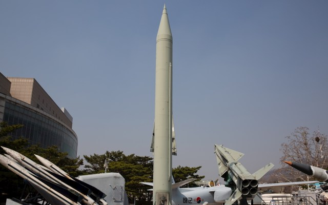 Japón expresa preocupación porprueba de misiles de Corea del Norte - Corea del Norte misiles misil ataque