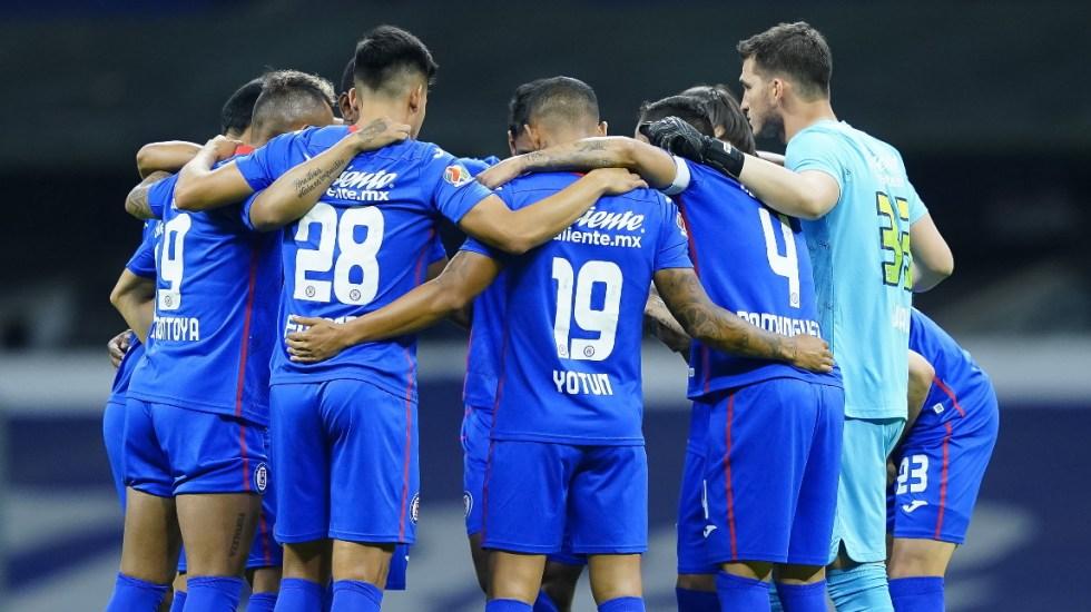 Cruz Azul encadena ante Mazatlán su séptima victoria consecutiva - Cruz Azul partido futbol Mazatlán FC