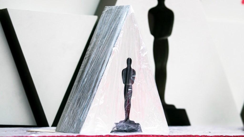 Los Óscar analizan cambiar planes ante los nuevos picos de la pandemia en el extranjero - Los premios Óscar. Foto de EFE