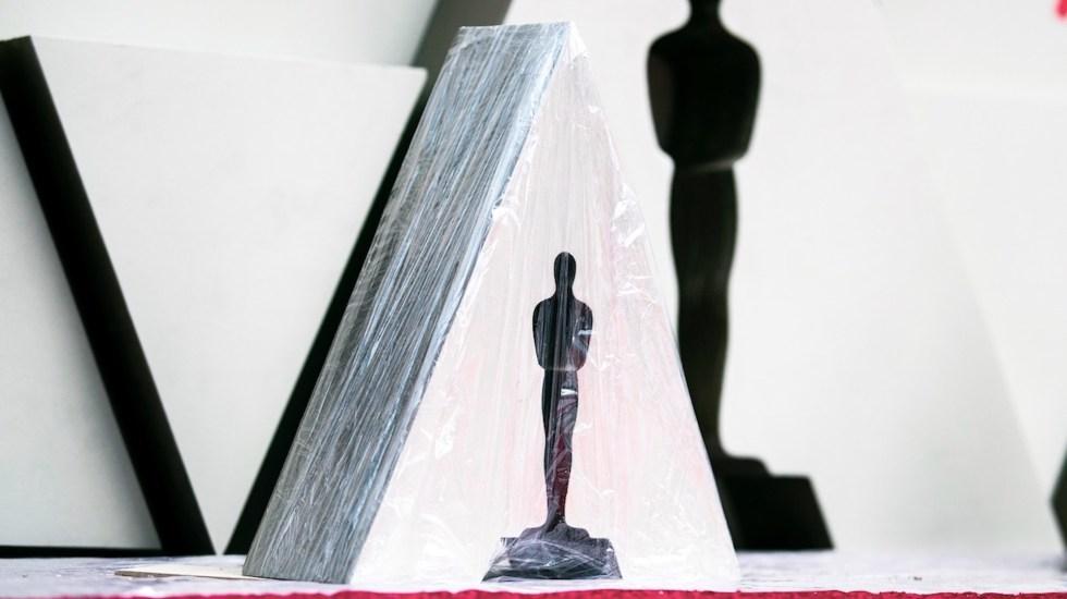 Los Óscar analizan cambiar planes ante los nuevos picos de la pandemia en el extranjero - Los premios Óscar. Foto de EFE / Archivo