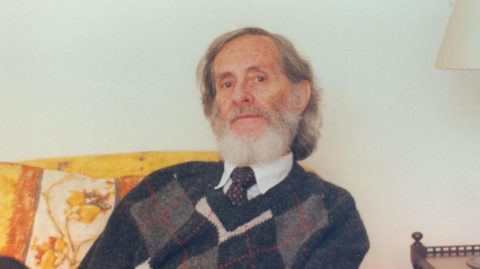 Murió Enrique González Rojo, poeta y activista político - Enrique González Rojo. Foto de enriquegonzalezrojo.com