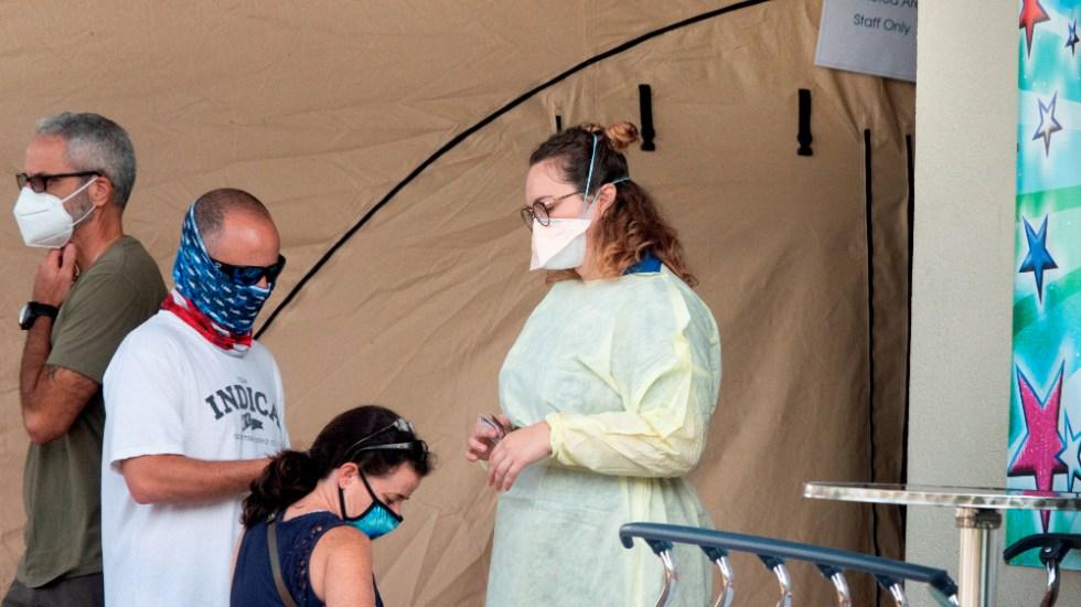 EE.UU. llega a 541 mil 907 muertos y 29.7 millones de contagiados por COVID-19 - Foto de EFE
