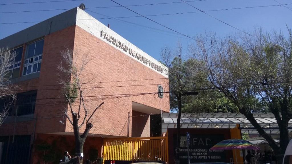 Recuperan instalaciones de la Facultad de Artes y Diseño de la UNAM - Facultad de Artes y Diseño de la UNAM. Foto de Google Maps / dxnnetsu
