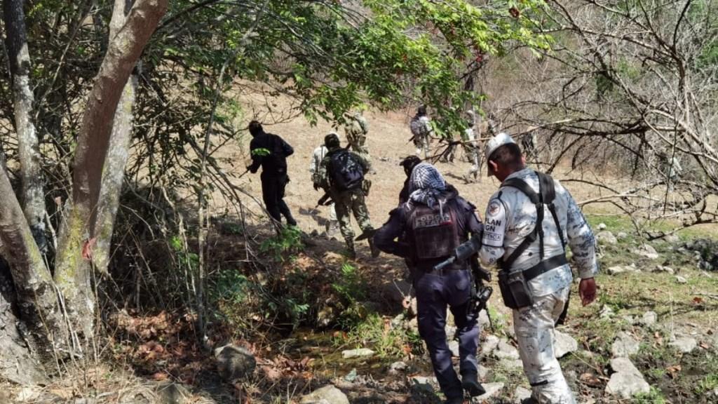 Mantienen vigilancia policial en Coyuca de Catalán, Guerrero - Guerrero El Pescado Coyuca 2