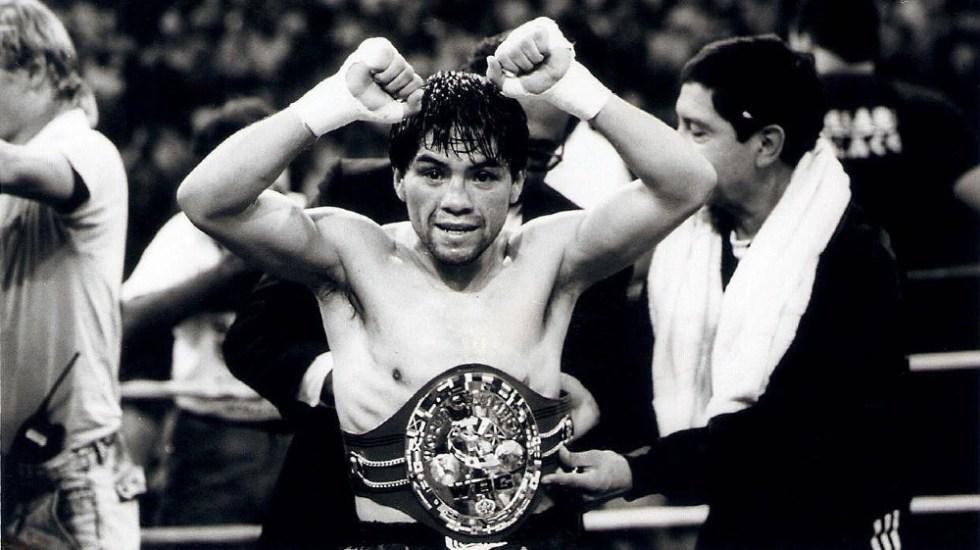"""""""Chiquita"""" González asegura que hoy tendría todos los cinturones de su peso - Foto de Chiquita González Boxing"""