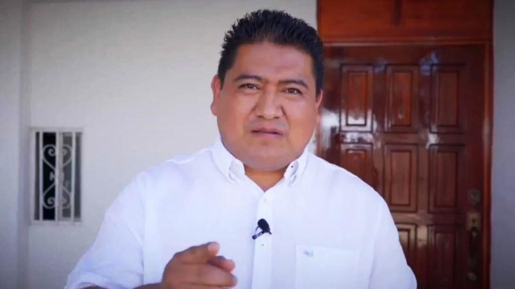 Exigen a Morena quitar candidatura a Humberto Santos en Oaxaca por exhibir a mujeres en chat - Humberto Santos Ramírez. Foto de Facebook
