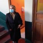 "Jeanine Áñez cumple 90 días encarcelada; se declara ""trofeo"" del Gobierno boliviano - Jeanine Áñez Foto de EFE"