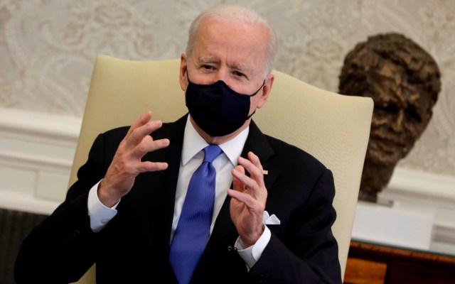 Importa que sigas usando el cubrebocas: Joe Biden - Joe Biden