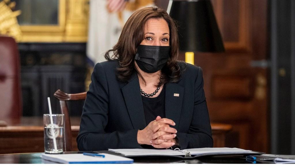 """""""El racismo y sexismo en Estados Unidos son reales"""", acusa Kamala Harris tras ataques en Atlanta - Kamala Harris Estados Unidos"""