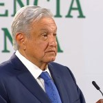 "México descarta ""dar marcha atrás"" a reforma eléctrica; conferencia (01-03-2021) - López Obrador en conferencia de prensa 1/03/21. Captura de pantalla"