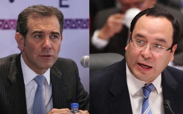 Morena busca destituir a Lorenzo Córdova y Ciro Murayama del INE - Lorenzo Córdova y Ciro Murayama