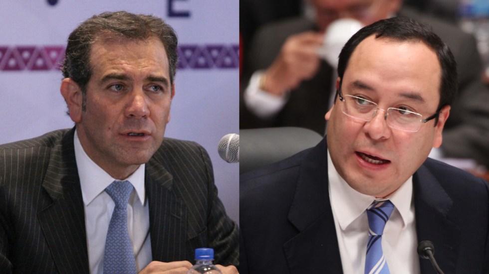 Morena afirma que Lorenzo Córdova y Ciro Murayama serán lanzados como candidatos del PRIAN - Lorenzo Córdova y Ciro Murayama