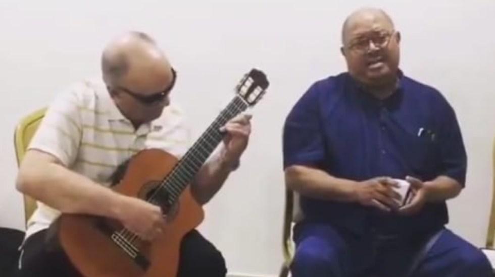 #Video Una semana sin ti; Pablo Milanés y Martín Rojas - Música Pablo Milanés
