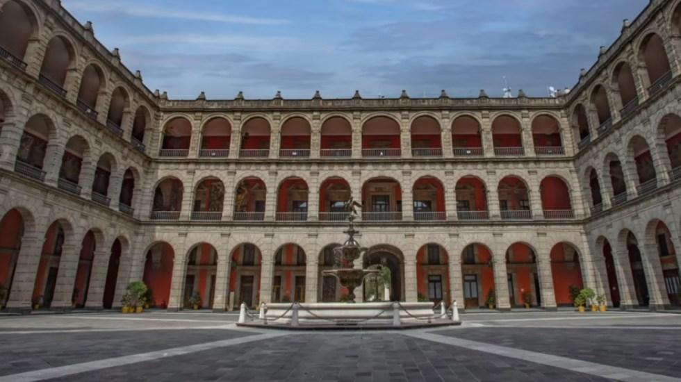 SFP detecta irregularidades por 17 mil 19 mdp en gasto del Gobierno Federal - Palacio Nacional México informe López Obrador primer trimestre