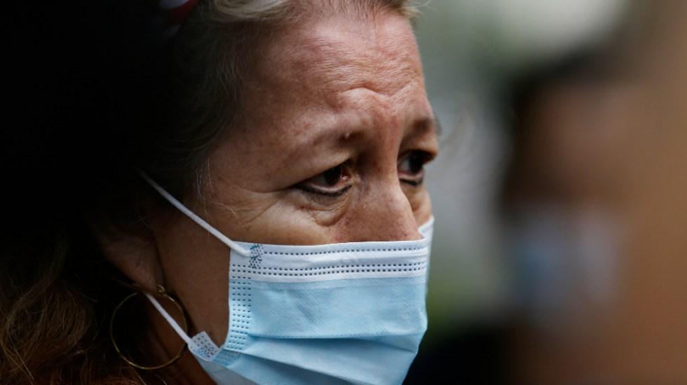 Madre de Victoria Esperanza pide a Joe Biden que dé refugio a sus nietas - Rosibel Arriaza madre Victoria Esperanza Salazar Arriaza