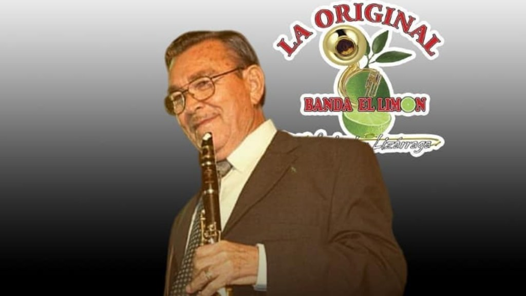 Muere Salvador Lizárraga, líder de la Original Banda el Limón - Salvador Lizárraga