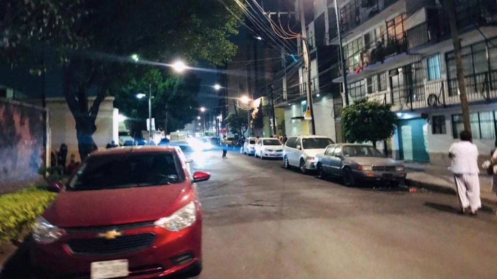 Se revisarán fallas en altavoces de la Alerta Sísmica - Sismo sacude la Ciudad de méxico Foto de Tania Villanueva/López-Dóriga Digital