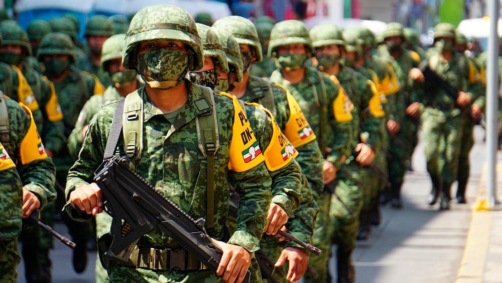 La Sedena admitió 'reacción errónea' de militar en muerte de guatemalteco en Chiapas. Foto de archivo EFE.