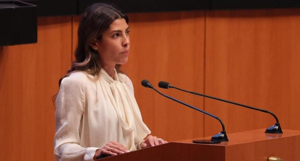"""Responde Sylvana Beltrones: """"No tengo cuenta en Andorra, ni conozco ese país"""" - Sylvana Beltrones senadora"""