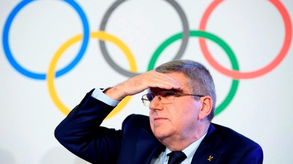 COI pagará las vacunas ofrecidas por China a los olímpicos para juegos de Tokio - Foto de EFE
