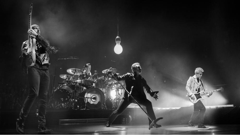 YouTube presenta U2: The Virtual Road - Foto de YoUtube y U2