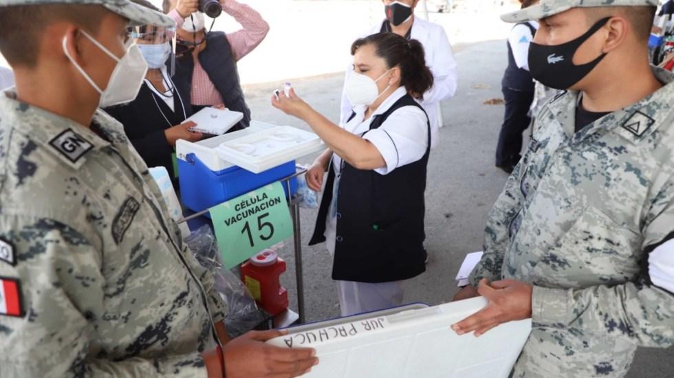 Murió mujer tras recibir vacuna contra COVID-19 en Hidalgo; se encontró afección cardíaca crónica - Foto de Secretaría de Salud de Hidalgo