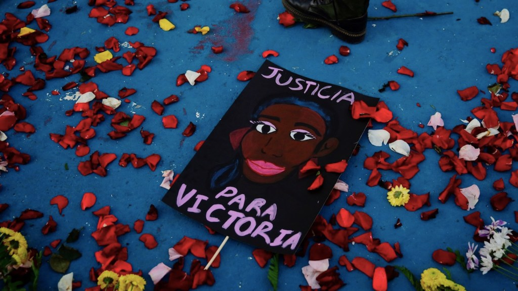 Todos le fallamos a Victoria - Victoria salvadoreña migrante
