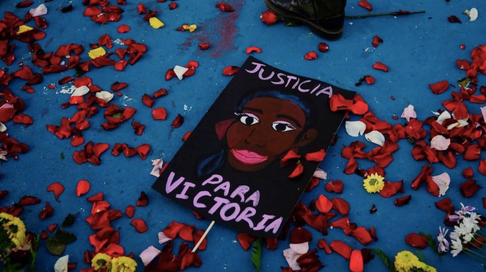 Desconoce Gobierno Federal si hay información adicional sobre el caso Victoria - Victoria salvadoreña migrante