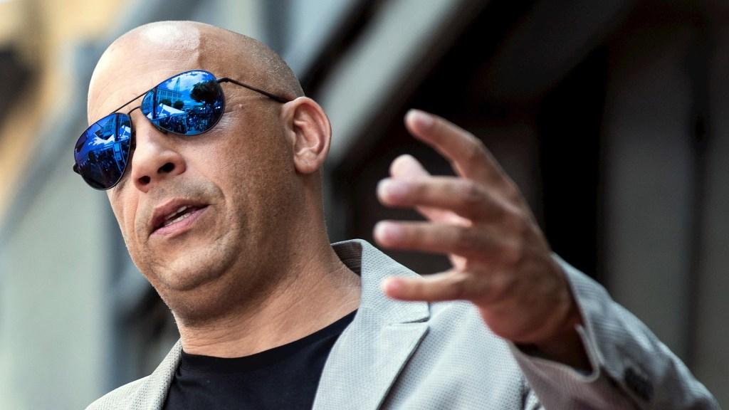 Vin Diesel construirá estudio de cine en República Dominicana - Vin Diesel actor