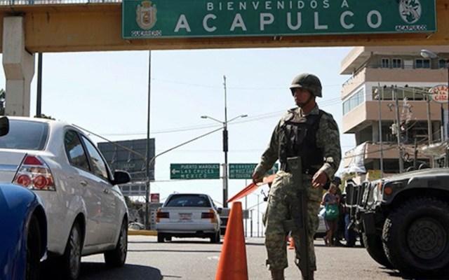 Cuando Salgado fue alcalde de Acapulco, el puerto llegó a altos niveles de violencia: Mario Moreno - Seguridad en Acapulco. Foto de internet
