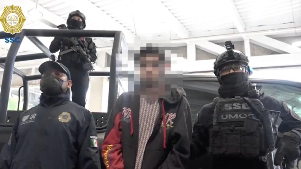 Vinculan a proceso a primer detenido bajo la Ley Olimpia - Alexis Rafael Ley Olimpia detenido
