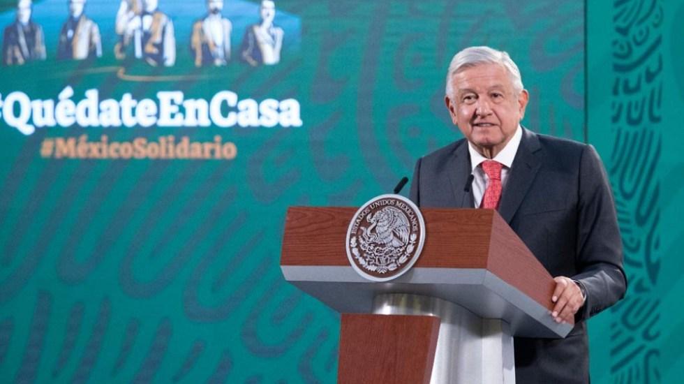 Amaga AMLO con vetar presupuesto si no gana mayoría en Congreso - AMLO Lopez Obrador presupuesto
