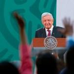 Otra vez AMLO ataca periodistas y al INE; conferencia (14-05-2021) - AMLO Lopez Obrador conferencia (1)