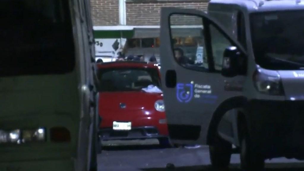 Asesinan a los cuatro tripulantes de un auto en la GAM - Asesinato de cuatro personas en la GAM. Captura de pantalla / Foro Tv