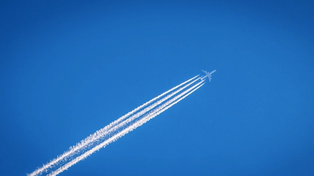 Juez ordena suspensión de rediseño del espacio aéreo del Valle de México - Espacio aéreo. Foto de William Hook para Unsplash