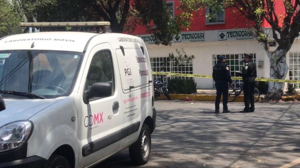 Menor ciclista murió tras ser atropellado en Azcapotzalco; automovilista huye - Azcapotzalco niño atropellado menor auto