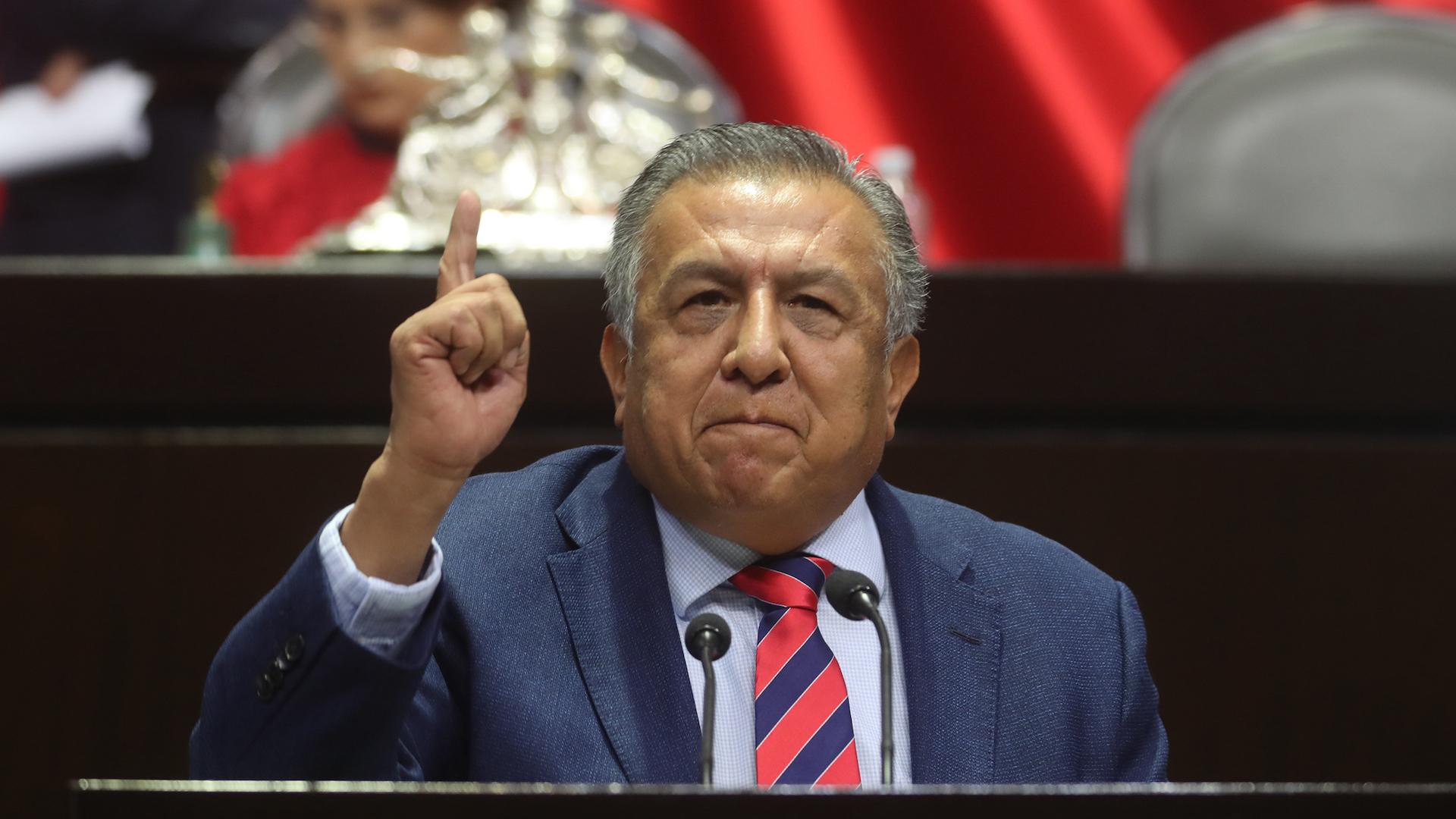 Detienen a diputado de Morena por presunto abuso sexual contra menor