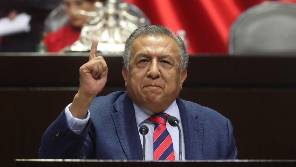 Fiscalía capitalina presenta solicitud de desafuero contra diputado Saúl Huerta - Benjamín Saúl Huerta, diputado federal por Morena. Foto de Cámara de Diputados desafuero