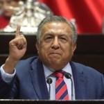 Menor denuncia al diputado de Morena, Benjamín Huerta, por agresión sexual
